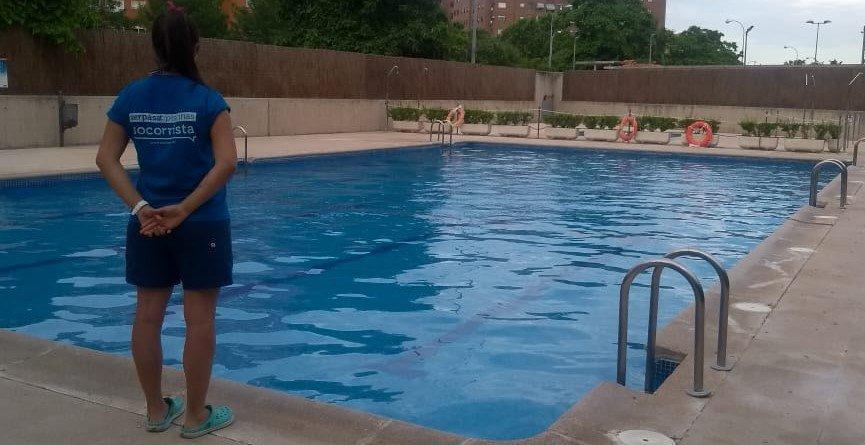 normas piscinas comunitarias