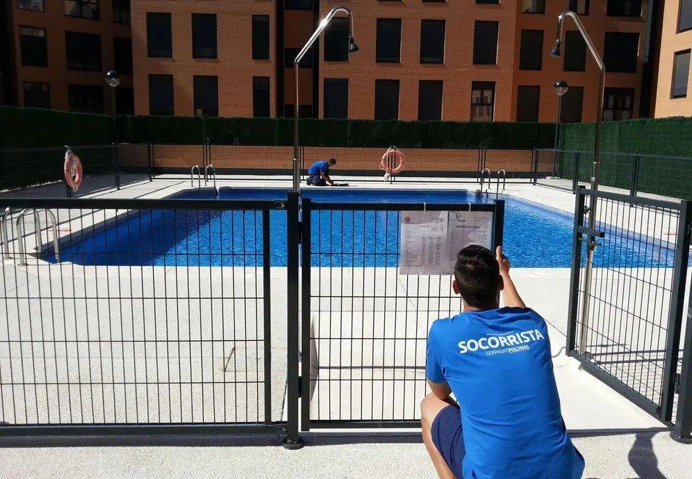 normativa piscinas comunitarias nueva normalidad
