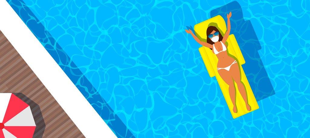 Nueva normativa de piscinas comunitarias tras el estado de alarma en Madrid