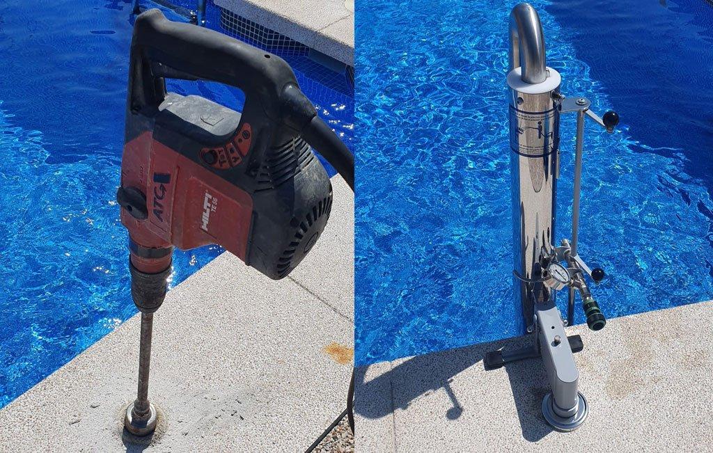 elevador piscina para discapacitados